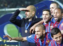 Guardiola si Barcelona - deasupra lumii