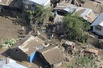 Sate filipineze distruse de taifunul Washi