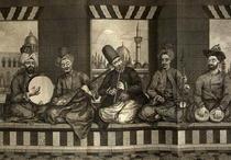 muzicieni sirieni (sec. XVIII) (pictor: Alexander Russell)