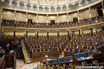 Mariano Rajoy, in fata Parlamentului
