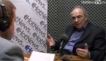 Gabriel Liiceanu in studioul HotNews.ro