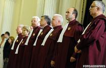 Judecatorii de la Curtea Constitutionala
