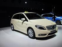 Noul Mercedes Clasa B