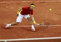 Rafael Nadal, victorie categorica cu Monaco
