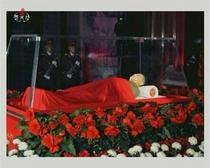 Trupul lui Kim Jong-il, arata de televiziunea coreeana