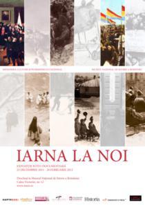 'Iarna la noi' - expozitie foto-documentara
