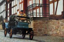 Primul automobil Opel - Lutzmann Motorcar Patent