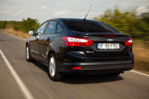Test Drive cu Ford Focus sedan