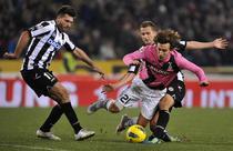 Juve, doar remiza la Udine