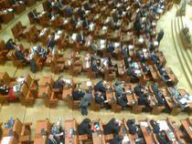 Proiecte controversate in Parlament