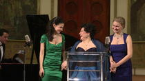 """Cele trei dive"" - Ruxandra Donose, Teodora Gheorghiu si Leontina Vaduva (Foto Virgil Oprina)"