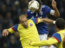 Latovlevic, in duel cu Raul, in grupa Europa League