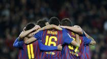 """Goluri multe pe """"Camp Nou"""""""