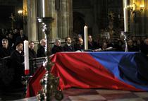 Inmormantarea lui Vaclav Havel