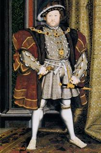Henry al VIII-lea al Angliei