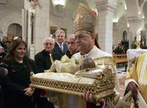 Patriarhul latin al Ierusalimului, Fouad Twal