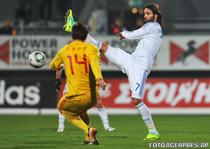 Papp, in tricoul echipei nationale a Romaniei