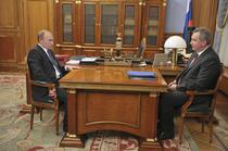 Dmitri Rogozin s-a intalnit cu Vladimir Putin pe 26 decembrie