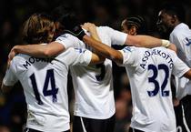 Tottenham, parcurs bun in Premier League