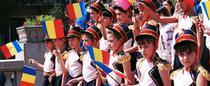 Imnul si drapelul in scoli