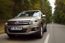 Test Drive cu Volkswagen Tiguan