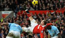 Rooney, executie superba contra lui City