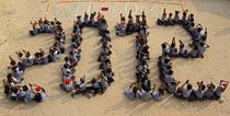 Studentii din India intampina noul an