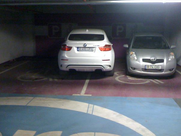 Parcare cu handicap