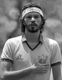 Socrates, in 1986, la Guadalajara