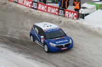 Dacia Lodgy Glace la Val Thorens