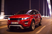 Range Rover Evoque a castigat WWCOTY 2012