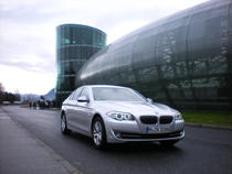 BMW Seria 5 Efficient Dynamics