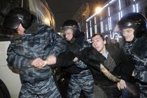 Proteste la Moscova