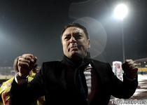 Ilie Stan, antrenor Steaua