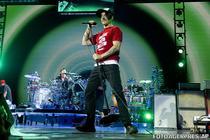 Anthony Kiedis (RHCP), concert in Londra (noiembrie 2011)