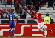 Cardozo, 1-0, sub privirile lui Antal