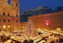 Salzburg Christkindlmarkt, targul de Craciun cu o traditie de 600 de ani