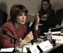 Corina Jijie, presedintele sectiei penale a ICCJ