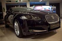 Lansare Jaguar XF Facelift