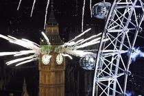 FOTOGALERIE Anul Nou in lume