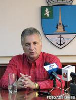 Constantin Hogea, primarul municipiului Tulcea