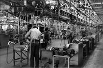 Uzina Renault Cleon in 1961