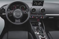 Interiorul noului Audi A3