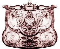 Schita gentii proiectata de Leonardo Da Vinci