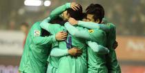 Barcelona, victorie pe terenul Osasunei