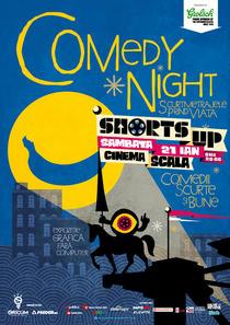 ShortsUP Comedy Night