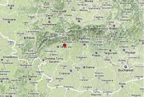 Cutremur de 3,8 grade in Campia Romana