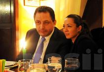 Oana Mizil si Marian Vanghelie
