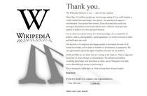 Wikipedia spune ca protestul a fost un succes