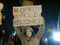 Mesaj al protestatarilor